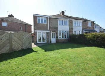 Thumbnail 3 bed semi-detached house for sale in North Lane, York