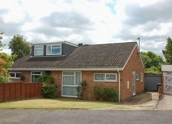 Thumbnail 2 bed semi-detached bungalow for sale in Westlea Road, Sywell, Northampton
