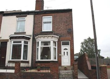 Thumbnail 3 bed terraced house to rent in Cresswell Road, Sheffield