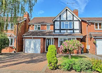 Thumbnail 4 bed detached house for sale in Cresset Close, Stanstead Abbotts, Ware