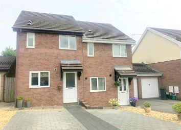 Thumbnail 2 bed property for sale in Priory Court, Bryncoch, Neath