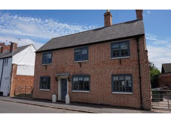 Thumbnail 4 bed detached house for sale in Turn Street, Syston