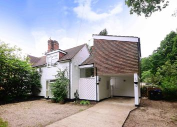 Thumbnail 3 bed semi-detached house to rent in Berry Lane, Worplesdon, Guildford