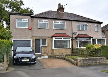 Thumbnail 5 bedroom semi-detached house for sale in Goldington Avenue, Oakes, Huddersfield