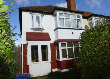 Thumbnail 3 bed semi-detached house to rent in Sudbury Court Estate, Middlesex