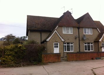 Thumbnail 3 bed semi-detached house to rent in Ewelme, Wallingford