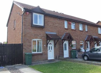 Thumbnail 2 bed end terrace house to rent in Sledmere Close, Billingham
