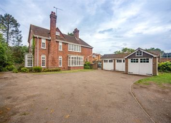 Thumbnail 6 bed detached house for sale in Heatherdene Avenue, Crowthorne, Berkshire