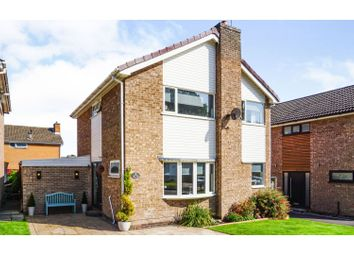 Thumbnail 4 bed detached house for sale in Sinclair Garth, Sandal, Wakefield