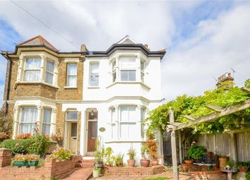 Thumbnail 3 bed semi-detached house for sale in Hillside Road, Leigh-On-Sea, Essex