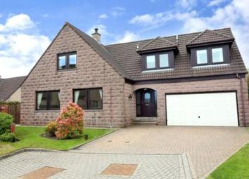 Thumbnail 5 bed detached house to rent in Coull Gardens, Kingswells AB15,