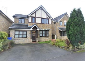 Thumbnail 4 bed detached house to rent in Kepplecove Meadow, Worsley, Manchester