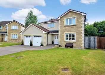 Thumbnail 4 bed detached house for sale in Braemar Gardens, Glenrothes