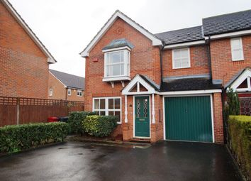 Thumbnail 3 bed property to rent in Eltham Avenue, Cippenham, Slough