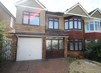 Thumbnail 3 bed semi-detached house to rent in Whitehall Close, Chigwell