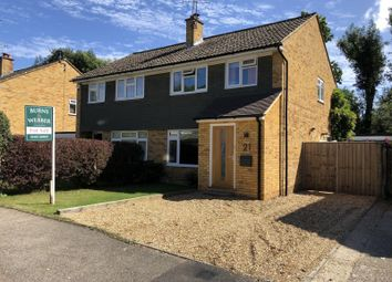 Thumbnail 3 bed semi-detached house for sale in Longpoles Road, Cranleigh