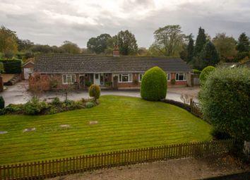 Thumbnail 4 bed detached bungalow for sale in Long Lane, Newbury