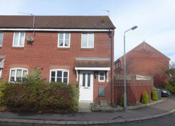 Thumbnail 3 bed terraced house for sale in Horsley Drive, Gorleston, Great Yarmouth