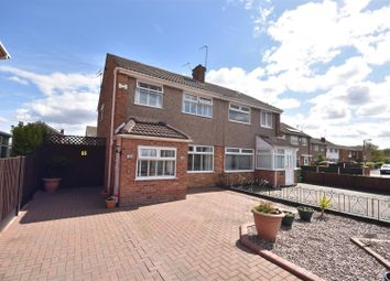 Thumbnail 3 bed semi-detached house to rent in Burnley Road, Moreton, Wirral