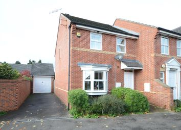 Thumbnail 2 bedroom end terrace house to rent in Scobell Close, Shinfield, Reading