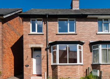 Thumbnail 3 bed semi-detached house to rent in Tremont Road, Llandrindod Wells