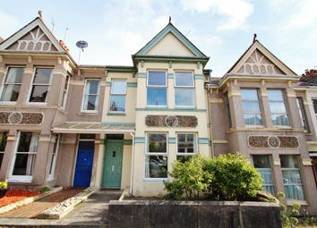 3 bed terraced house for sale in Endsleigh Park Road, Peverell, Plymouth PL3