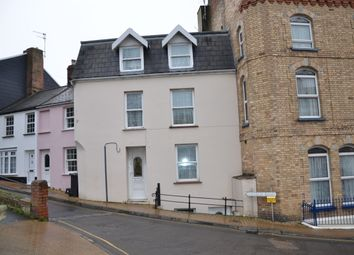 Thumbnail 3 bed terraced house to rent in Church Road, Ilfracombe