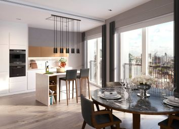 Thumbnail 3 bedroom flat for sale in 80 South Lambeth Road, London