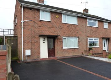 Thumbnail 3 bedroom semi-detached house to rent in Richmond Road, Kirkby In Ashfield