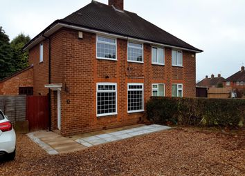Thumbnail 3 bed property to rent in Woodmeadow Road, Kings Norton, Birmingham
