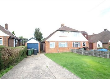 Thumbnail 2 bed semi-detached house for sale in Saffron Platt, Guildford, Surrey