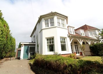 Thumbnail 3 bed semi-detached house for sale in Ponthir Road, Caerleon, Newport