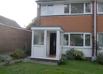 Thumbnail 4 bed semi-detached house to rent in Verwood Close, Canterbury