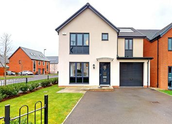 Thumbnail 4 bed detached house for sale in Sapphire Road, Bishops Cleeve, Cheltenham, Gloucestershire