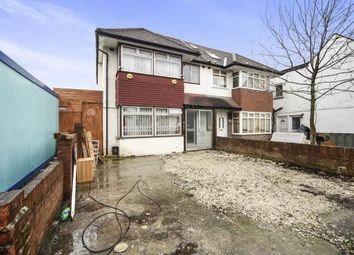 Thumbnail 4 bed end terrace house for sale in Osborne Road, Thornton Heath