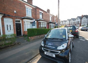 Thumbnail 3 bed terraced house to rent in Station Road, Harborne, Birmingham