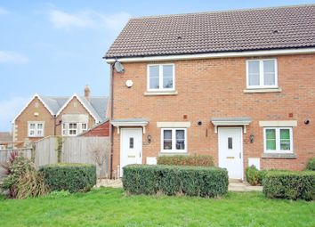 Thumbnail 2 bed end terrace house for sale in Suffolk Road, Westbury