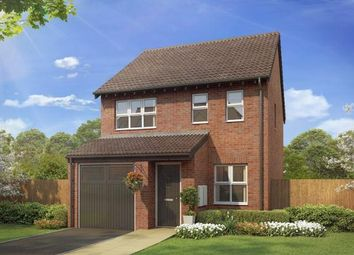 Thumbnail 3 bed detached house for sale in Plot 77 Rufford, The Lancasters, Waterbeach, Cambridge