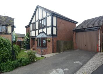 Thumbnail 4 bed detached house for sale in Aspen Fold, Oswaldtwistle, Accrington