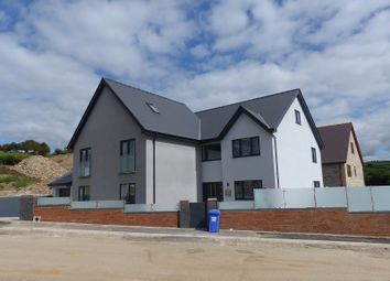 Thumbnail 4 bed detached house for sale in New Road, Brynmenyn, Bridgend.