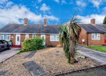 Thumbnail 1 bed semi-detached bungalow for sale in St. Aidans Road, Hednesford, Cannock