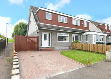 Thumbnail 3 bedroom semi-detached house for sale in 95 Baberton Mains Drive, Baberton, Edinburgh
