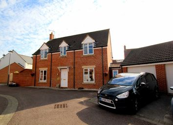 Thumbnail 4 bed detached house for sale in Bailey Court, Portishead, Bristol