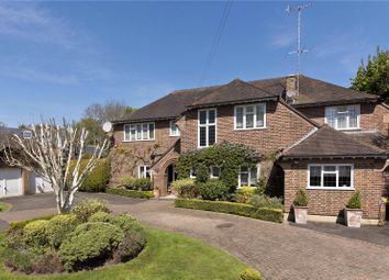Thumbnail 5 bed detached house for sale in Home Farm Close, Esher, Surrey