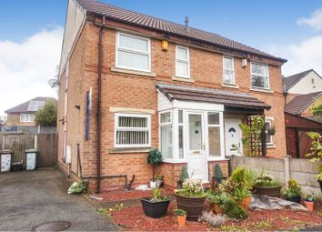 Thumbnail 2 bed semi-detached house for sale in Shevington Close, St. Helens