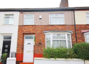 Thumbnail 3 bed terraced house for sale in Beechdale Road, Mossley Hill, Liverpool