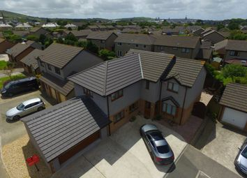 Thumbnail 5 bedroom detached house for sale in Wheal Agar, Pool, Redruth