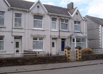Thumbnail 3 bedroom terraced house to rent in Corporation Road, Loughor, Swansea
