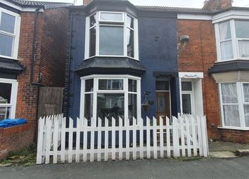Thumbnail 3 bed end terrace house for sale in Edgecumbe Street, Hull