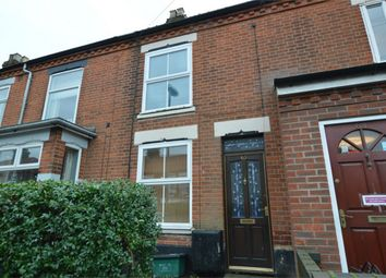 Thumbnail 3 bedroom terraced house for sale in Spencer Street, Norwich